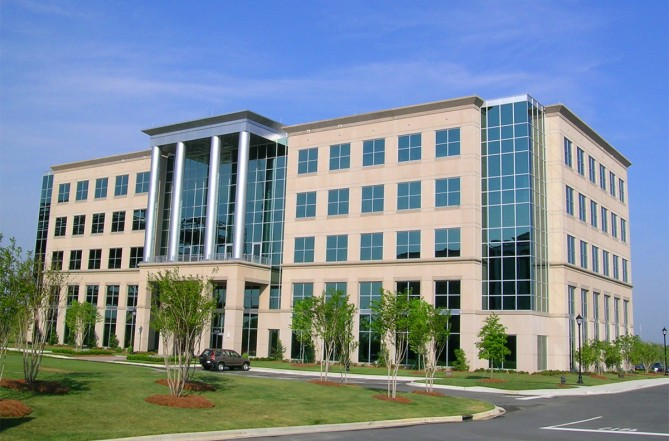 Chandler Building Ballantyne
